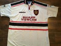 Classic Football Shirts | 1997 Manchester United Vintage Old Jerseys